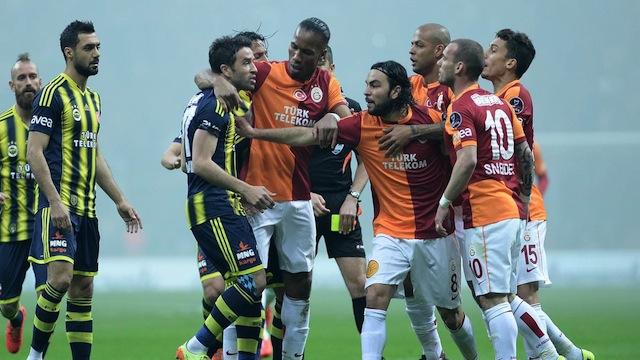 Son 5 Yılın Fenerbahçe - Galatasaray Derbileri