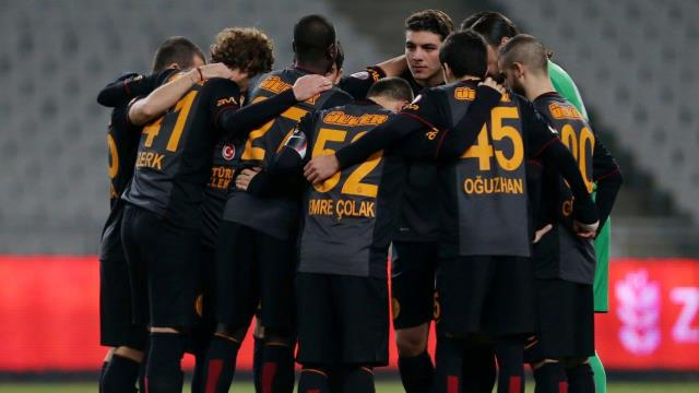 Galatasaray tam 5 yıl sonra