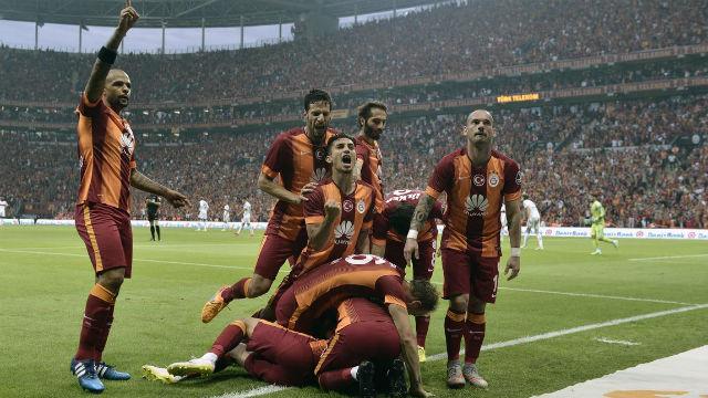 Galatasaray'dan dev adım