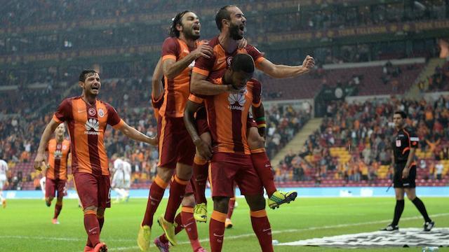İşte Galatasaray'ın kadrosu