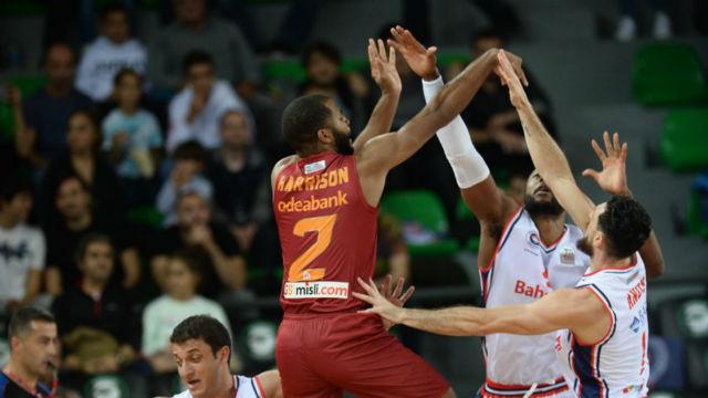 Galatasaray galibiyetle tanışamadı