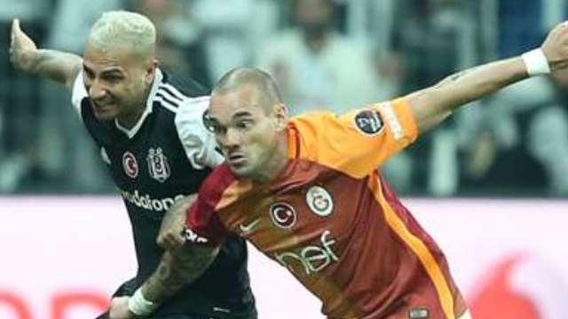 Galatasaray-Beşktaş maçının muhtemel 11'leri