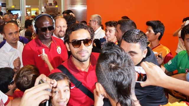 Galatasaray İzmir'e gitti