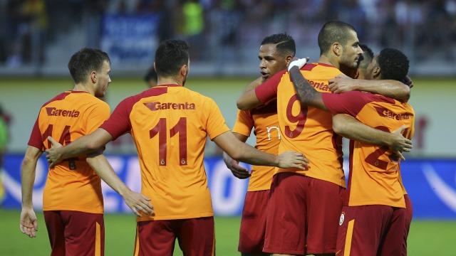 Galatasaray, Hertha'ya boyun eğdi