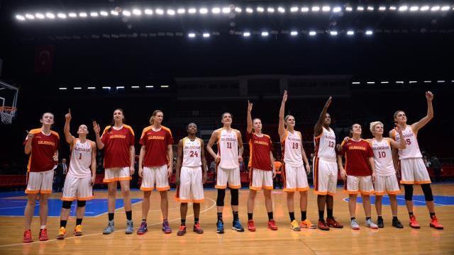 Galatasaray İtalya'dan zafer çıkarttı