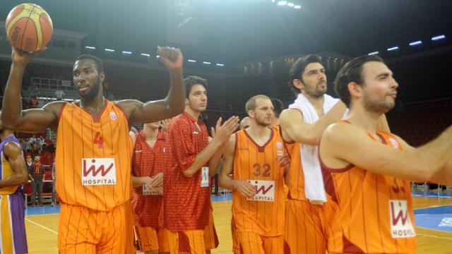 Galatasaray'dan güzel başlangıç