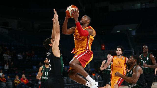 Galatasaray'da hedef çeyrek final