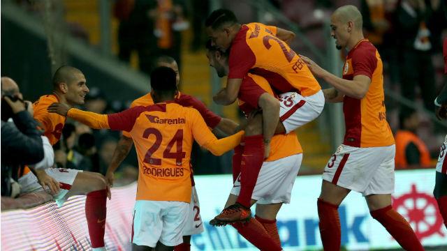 Süper Lig'de zirve mücadelesi