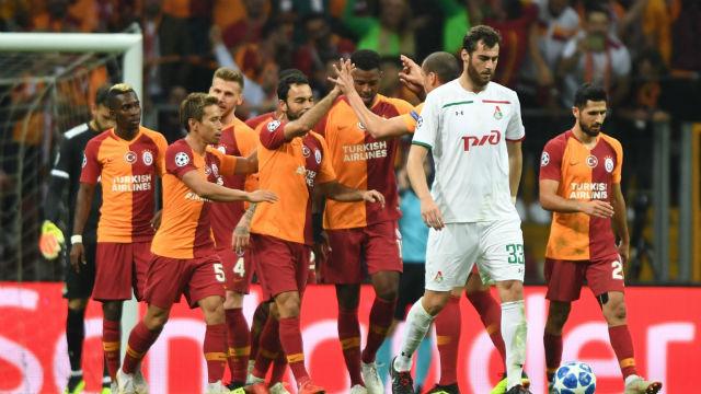 Yabancı basında Galatasaray galibiyeti