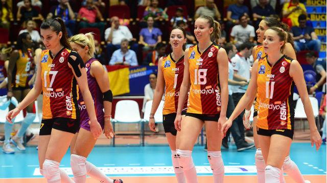 Galatasaray yarı finalde veda etti