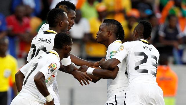 Gana Yarı Finalde