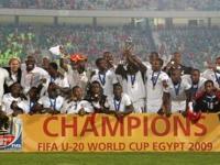 Gana Gençleri Tarih Yazdı