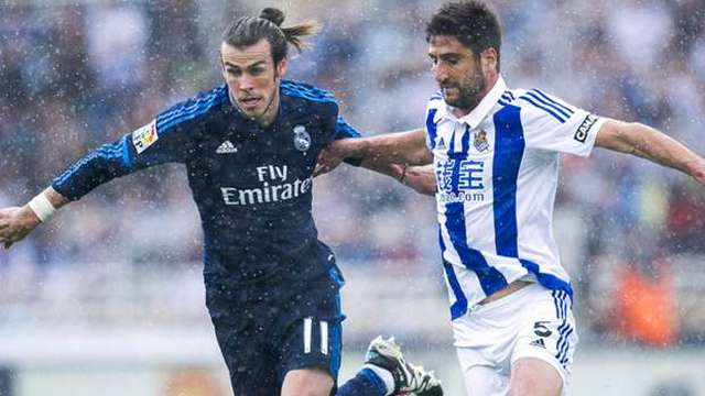 Bale Real Madrid'i sırtladı
