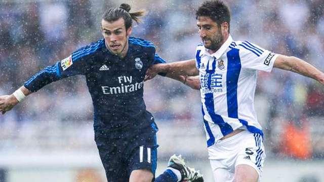 Bale Real Madrid'i sırtladı