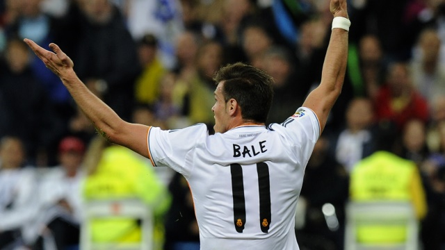 Bale: James'in gelmesi...