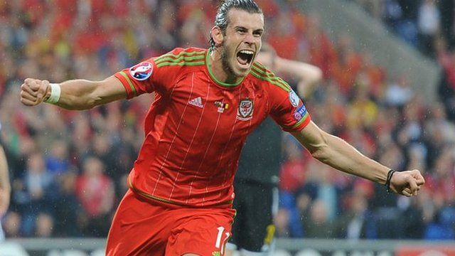 Gareth Bale tarihe geçti