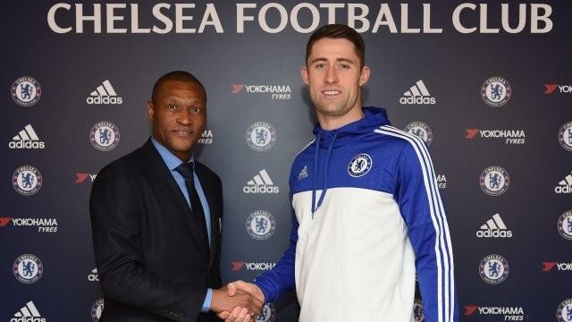 Chelsea'de 4 yıllık imza