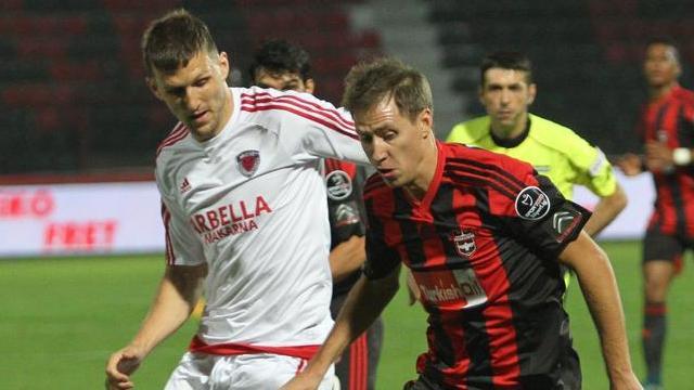 Larsson attı, Gaziantep güldü