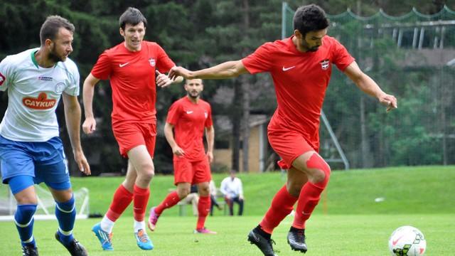Gaziantepspor yeni sezonda iddialı