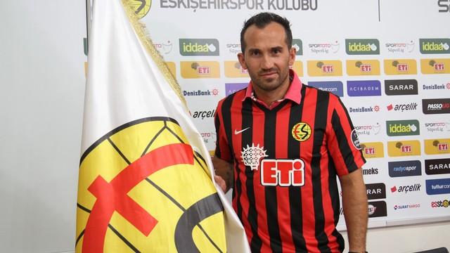 Gekas Eskişehirspor'da