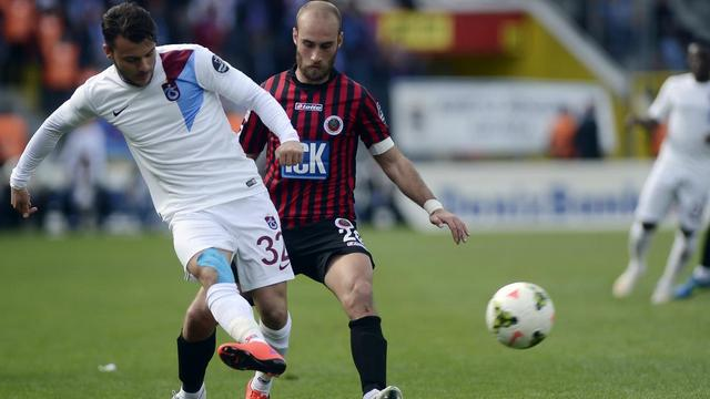 Trabzonspor puanı son anda kurtardı