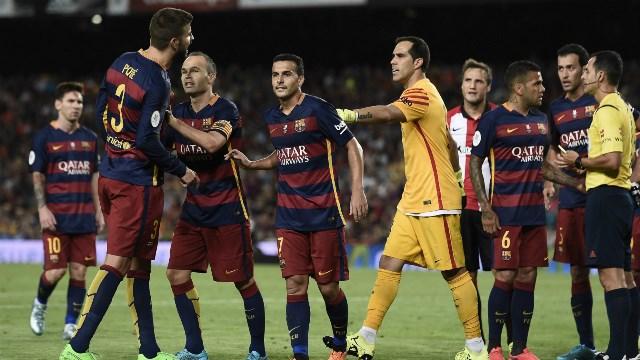 Barçalı yıldıza şok! 12 maç ceza yolda!