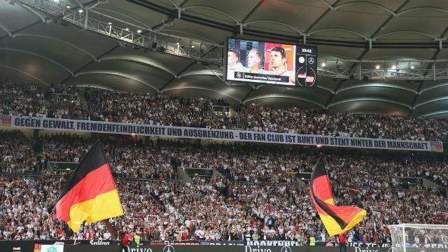 FIFA'dan Almanya'ya Nazi sloganı soruşturması