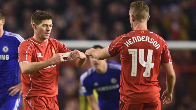 Gerrard'ın veliahtı imzaladı!