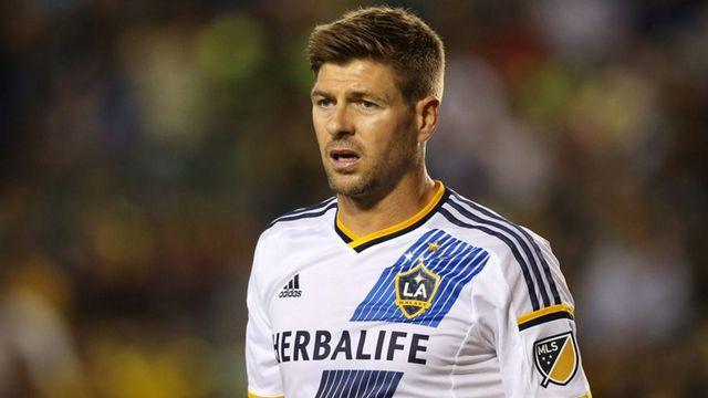 Gerrard da ABD'den ayrılıyor