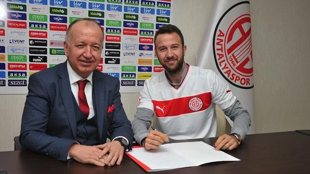 Trabzonspor'dan Antalyaspor'a