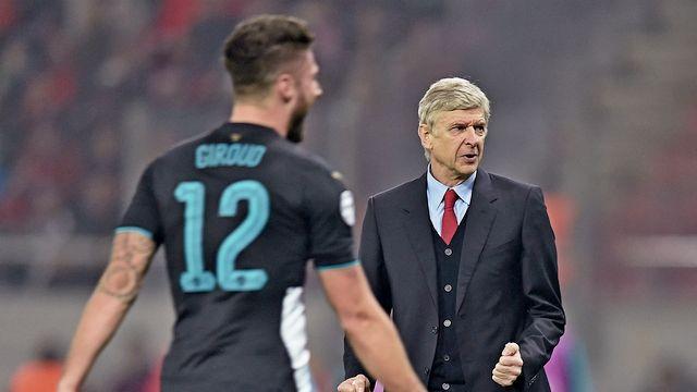 Arsenal'i averaj kurtardı!