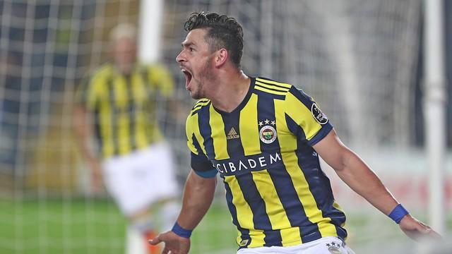 'Fenerbahçe'deki en büyük hedefim...'