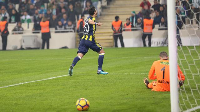 Fenerbahçe zorlu virajı döndü
