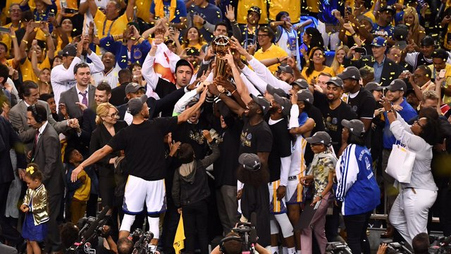 NBA şampiyonu Golden State