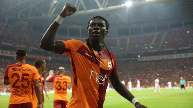 Gomis: Tek yer Galatasaray'dı