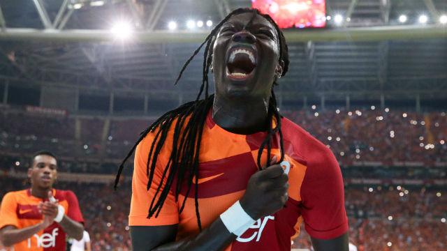 Gomis: Galatasaray tam bana göre