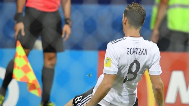 Almanya güle oynaya finalde