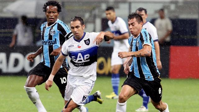 Gremio'ya Libertadores Şoku!