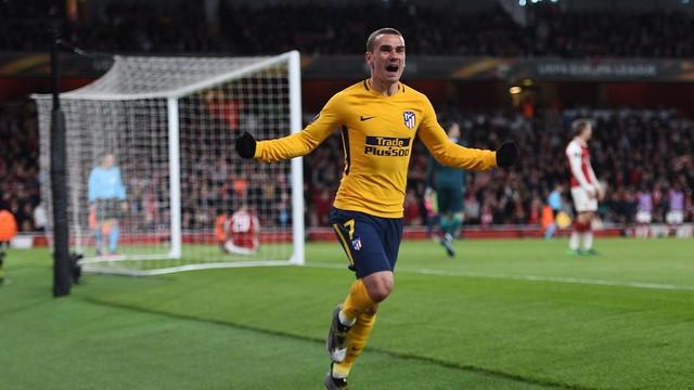 Atl. Madrid, Arsenal karşısında avantajı kaptı