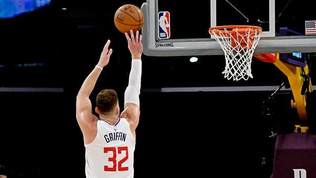 Griffin, Pistons'a takas edildi
