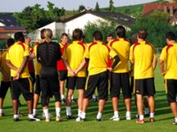G.Saray Almanya'da hazırlanıyor