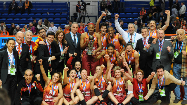 FIBA Kadınlar Avrupa Ligi'nde sezon başlıyor