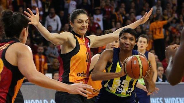 Derbide Galatasaray güldü