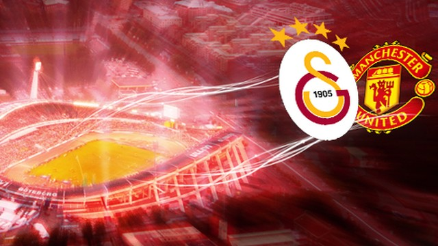 Galatasaray'ın rakibi Manchester United