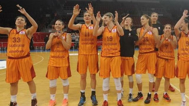Galatasaray ikinci turda