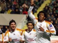 Galatasaray'da Jo Sevinci!