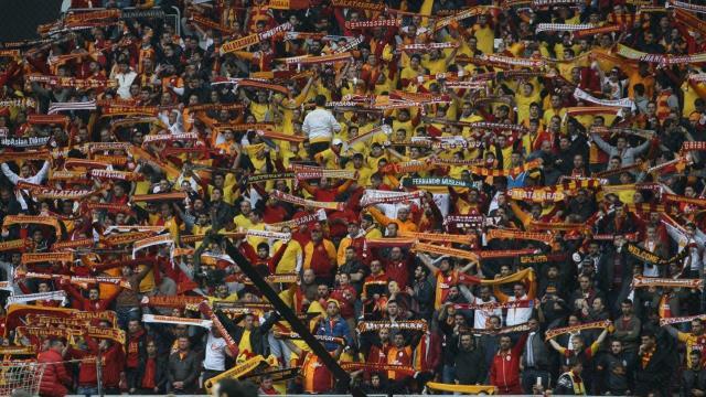 PFDK'dan Galatasaray'a tribün cezası!