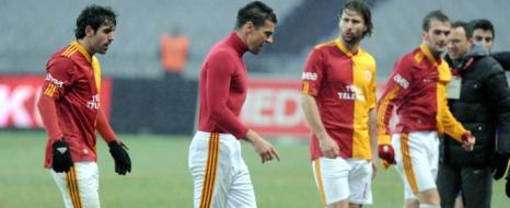 Galatasaray'dan Kavga Açıklaması