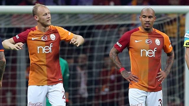 Galatasaray Semih varken kazanamıyor!