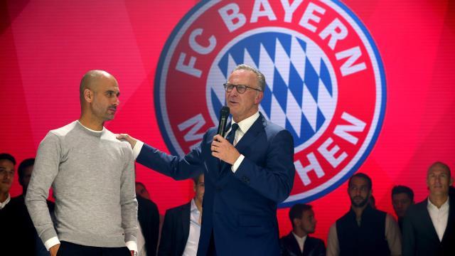 Bayern'den transfer açıklaması